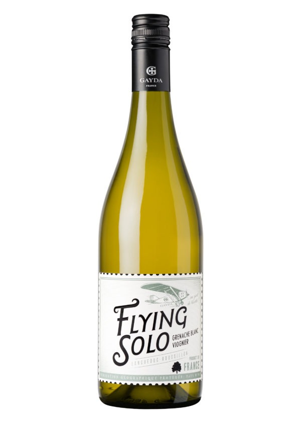 Flying Solo blanc