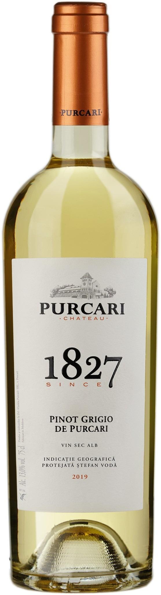 Purcari 1827 Pinot Grigio