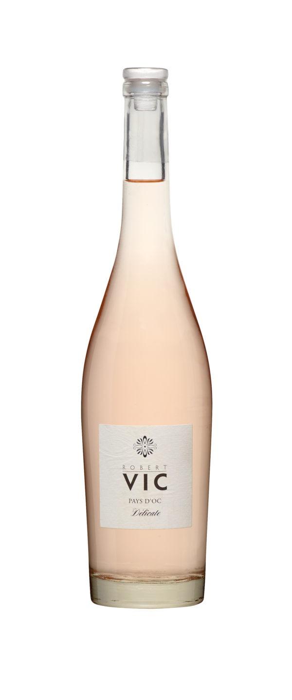Maison Robert Vic Delicate rosé