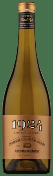 1924 Scotch Barrel Aged Chardonnay